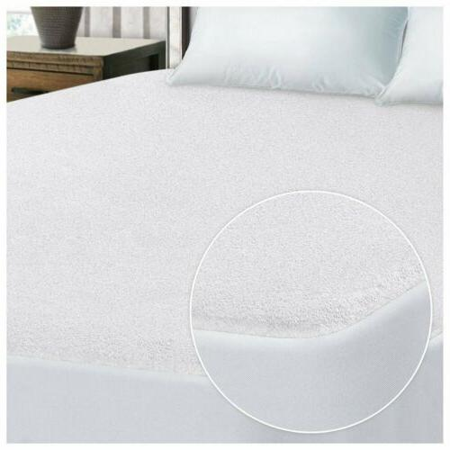 Mattress Cover Protector Pad Sizes Bed Cover Hypoallergenic