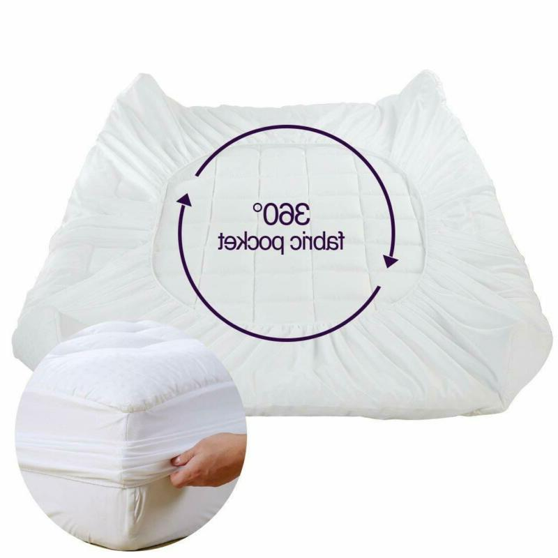 Pad -Pillow Top Cover