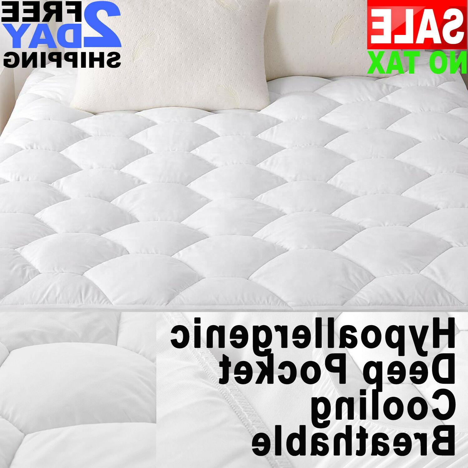 quilted fitted pillow top queen size mattress