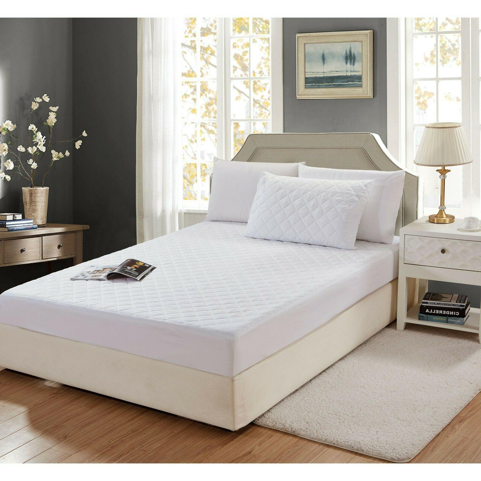 """King Size Protector 16"""" Bed Sheet"""