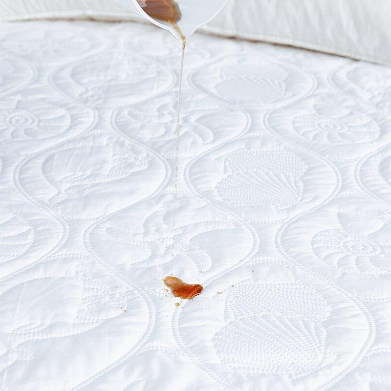 Quilted Solid Embossed <font><b>Pad</b></font> Soft Cover with
