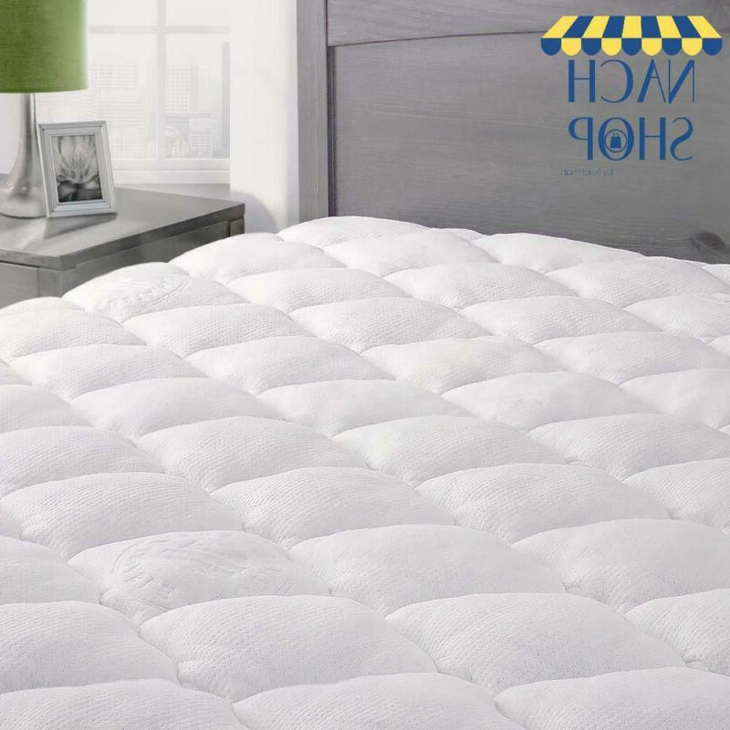 Exceptionalsheets Rayon From Bamboo Mattress Pad With Fitted