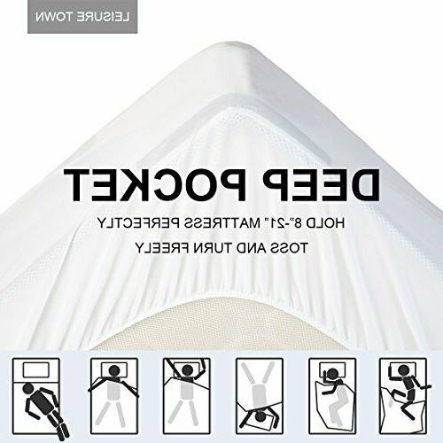 LEISURE TOWN Mattress Pad Mattress Topper
