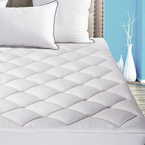 reversible full mattress pad all season mattress
