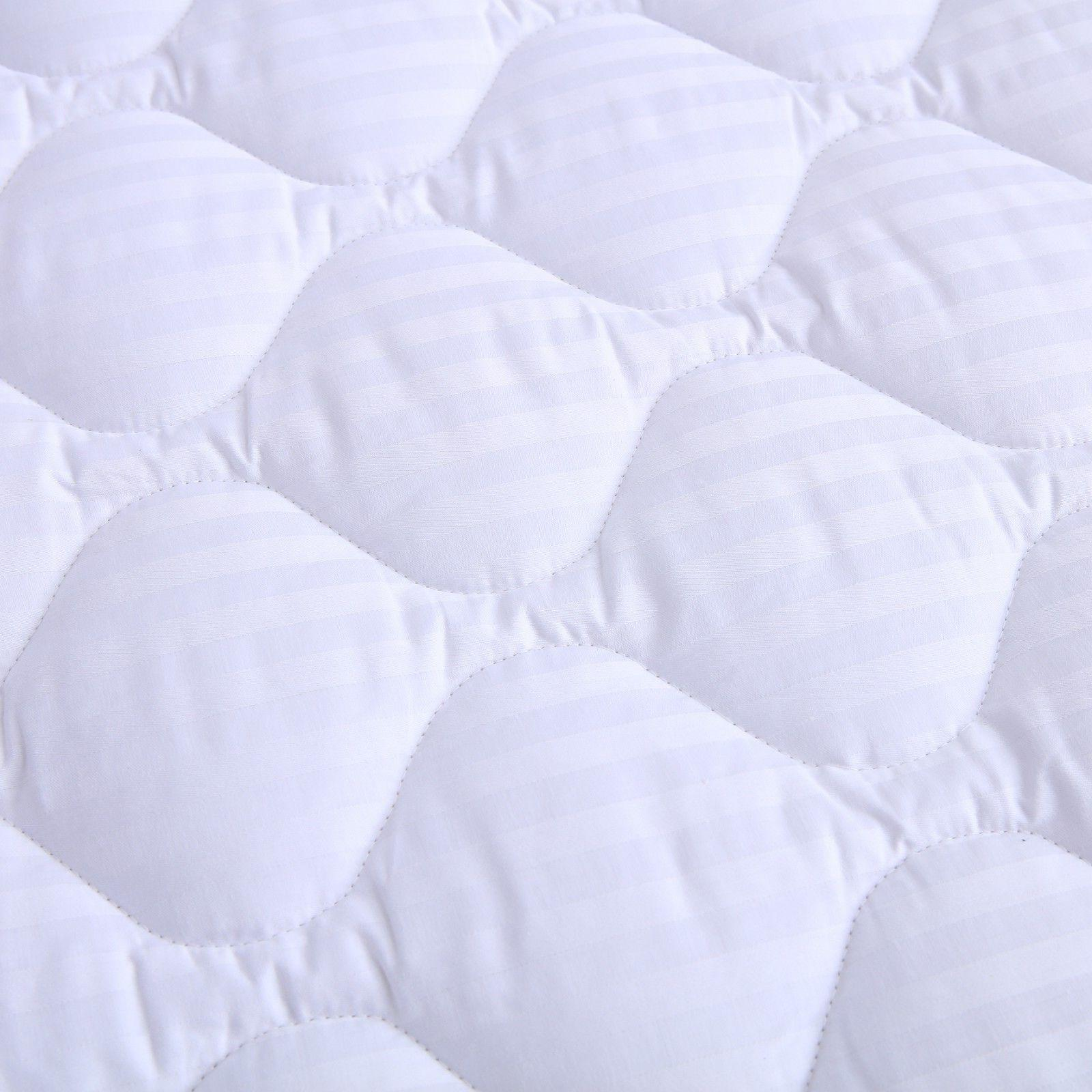 Stripe Mattress 100% Cotton Pocket SweetBed