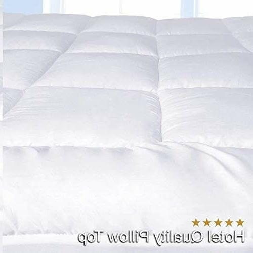 Twin Mattress Pad Cover Memory Top Topper Bed