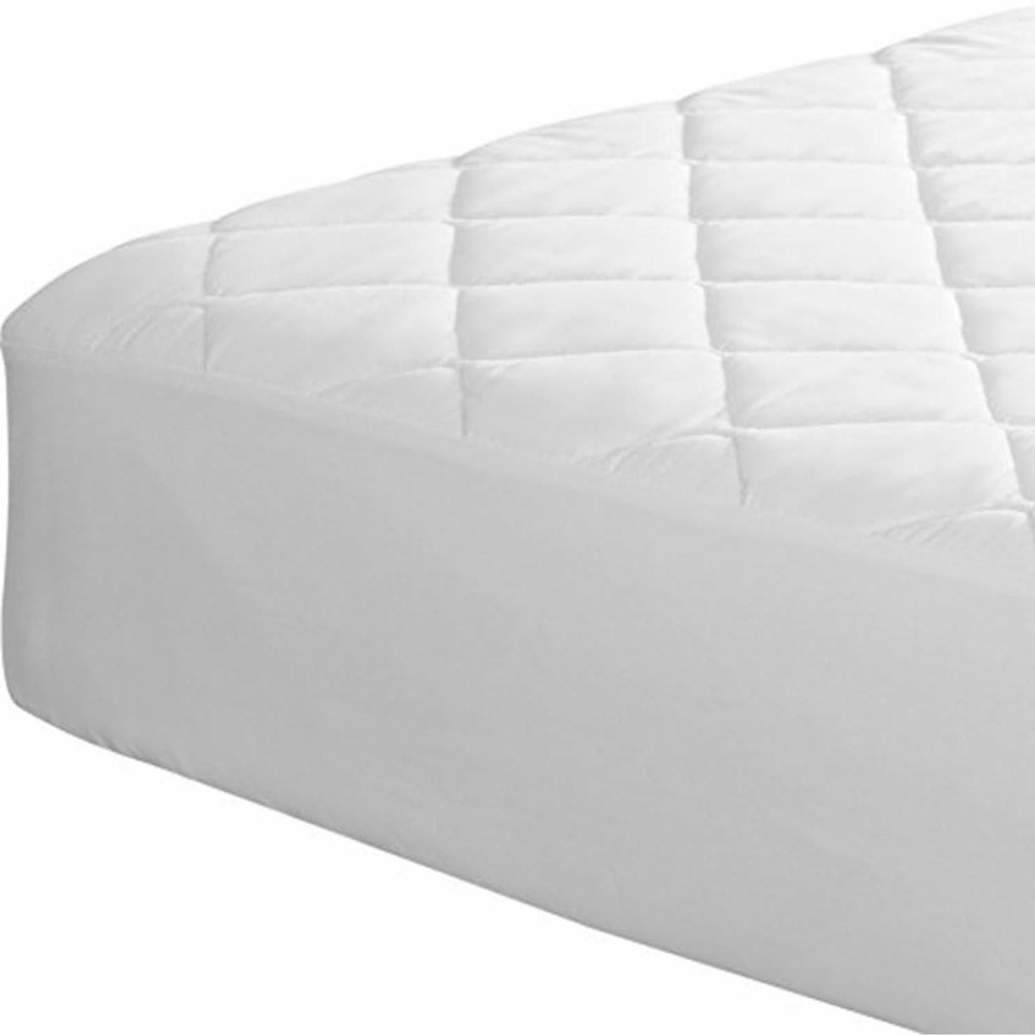 Queen Quilted Fitted Super Pad Cover