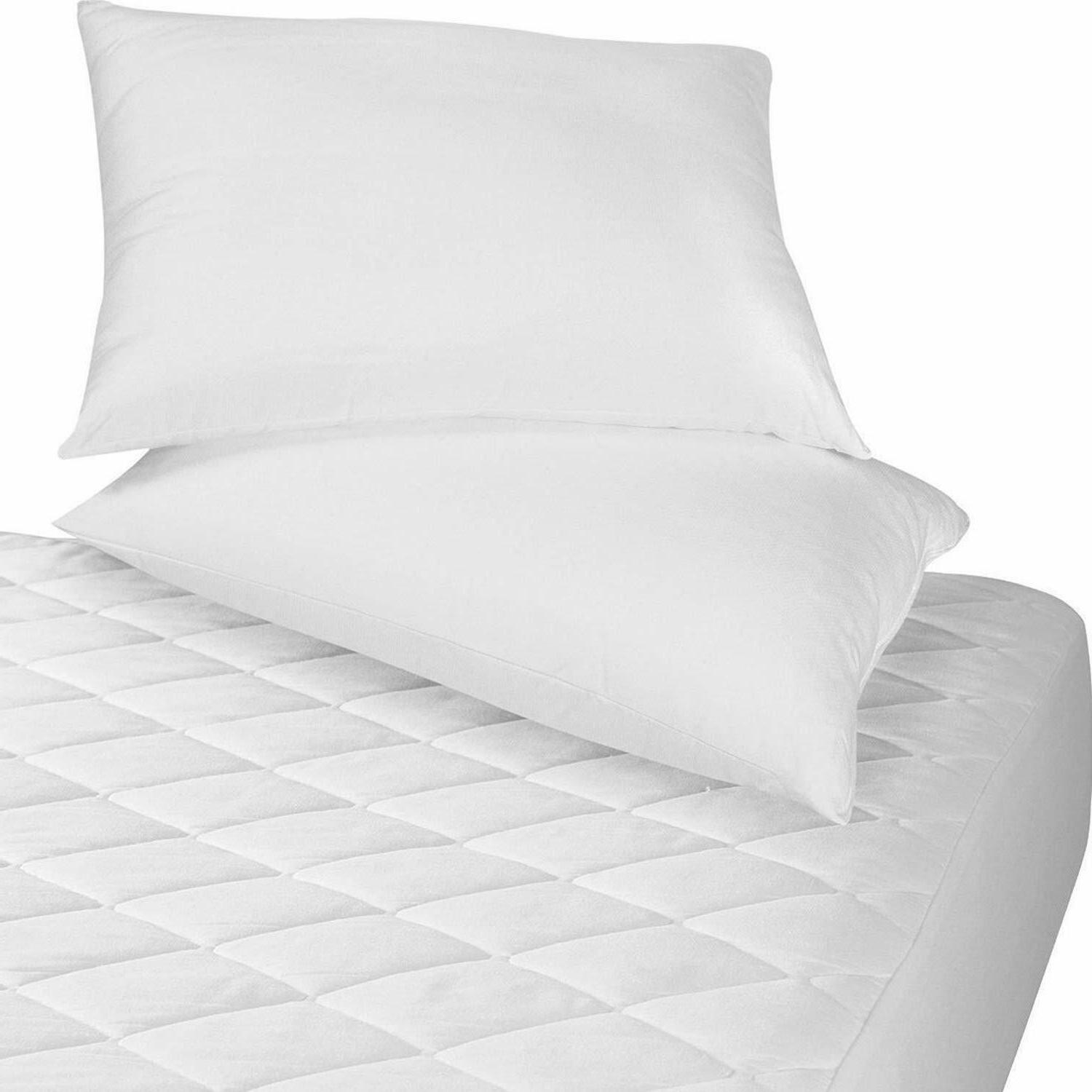 Queen Size Quilted Fitted Super Pad Cover