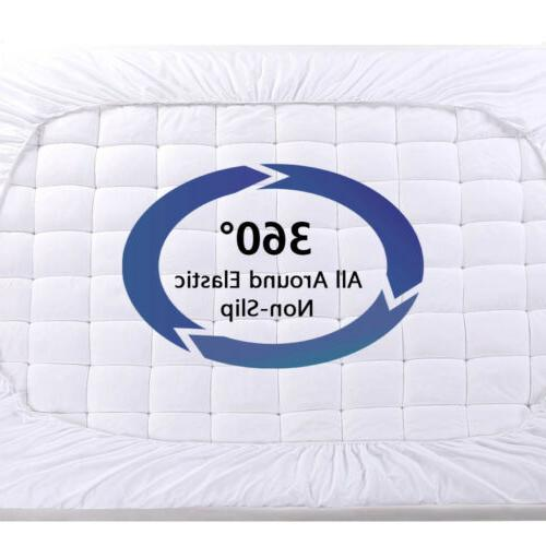 Waterproof Mattress Cover Cooling Cotton Top