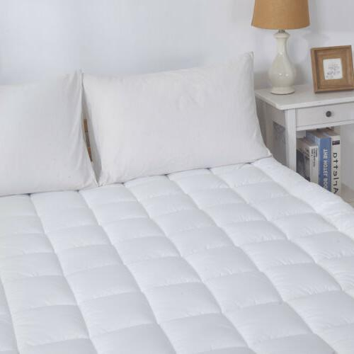 ANMINY Pillow Pad Quilted Cotton