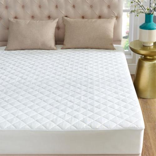 Waterproof Mattress Cover Pad Bug Mite Hypoallergenic