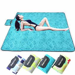 Large Beach Mat Picnic Mattress Pad Outdoor Climbing Blanket