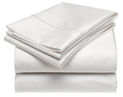Luxurious Sateen Cotton Sheet Set with Large Variety of Colo