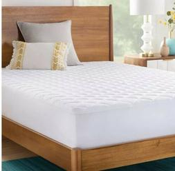 luxurious super soft quilted mattress pad twin