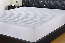 Allrange Luxury 300TC Hypoallergenic Quilted Fitted Cotton D