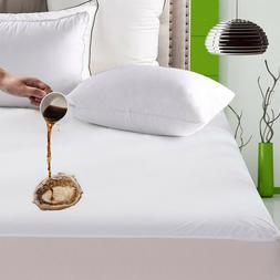 Mattress Cover Waterproof  Bed Bedding Sheet Protector Fitte