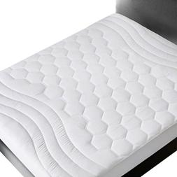 Bedsure Mattress Pad Full Size(54x75 inches)- Breathable