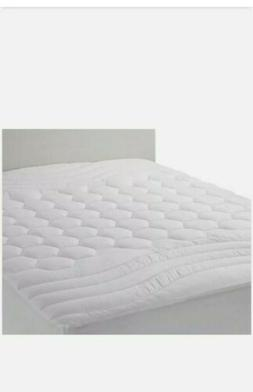 Mattress Pad Twin Extra Long Size Breathable Ultra Soft Quil