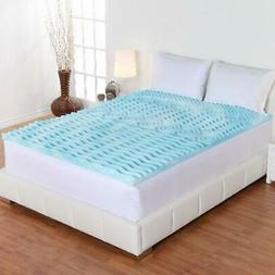 foam queen size mattress topper 2 3