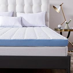 Cr Comfort & Relax 3-inch Memory Foam Mattress Topper with U