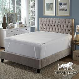 """MGM GRAND Hotel at home Platinum Collection 5"""" Pillow top Do"""