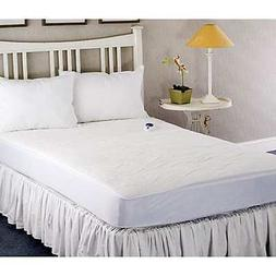 Perfect Fit SoftHeat Smart Heated Electric Mattress Pad with