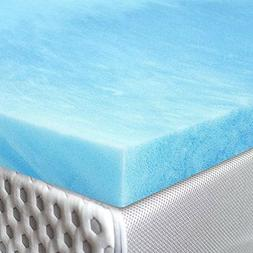 Red Nomad Premium Gel Infused Visco Elastic Memory Foam Matt