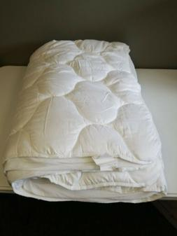 """Leisure Town Queen Fitted Mattress Pad  60"""" x 80"""""""