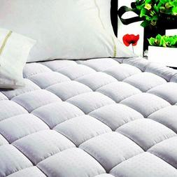 EASELAND Quilted Fitted ✅Cooling Mattress Pad -Mattress Co