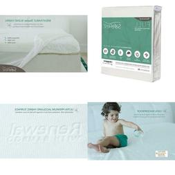 Saferest Renewal Bamboo Derived Viscose Rayon Mattress Pad P