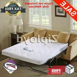 Sofa Bed Mattress Pad Waterproof Protect Cover Full Size Pul