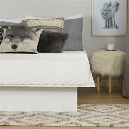 South Shore Somea Basic 8'' Memory Foam Mattress - Full Size