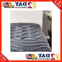 Twin Size Mattress Pad Cover Memory Foam Pillow Top Cooling