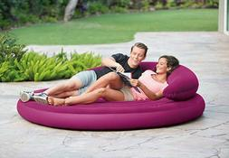 """Intex Ultra Daybed Inflatable Lounge, 75"""" X 20"""""""