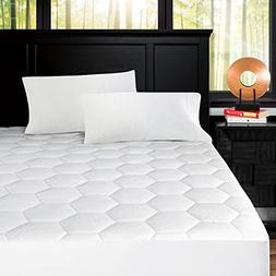 Zen Bamboo Ultra Soft Fitted Bamboo Mattress Pad - Premium H