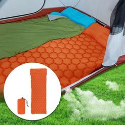 Ultralight Outdoor Inflatable Cushion Sleeping Camping Mat S