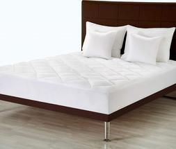Utopia Bedding Premium Mattress Pad Cal King - Quilted Fitte