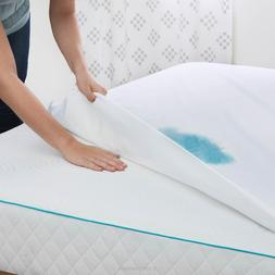 Waterproof Mattress Topper Cover Pad Protector Hypoallergeni